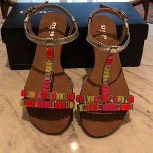 New in box Dune London Nimbo sandal